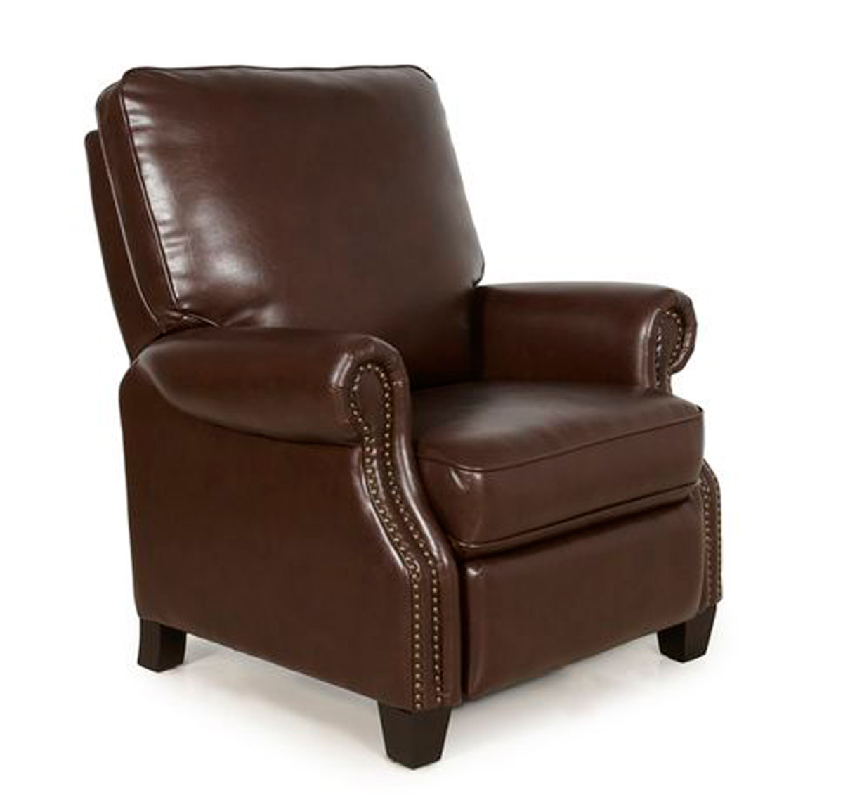 Barcalounger Lauren II Metro Living Recliner Chair - Abbott Saddle