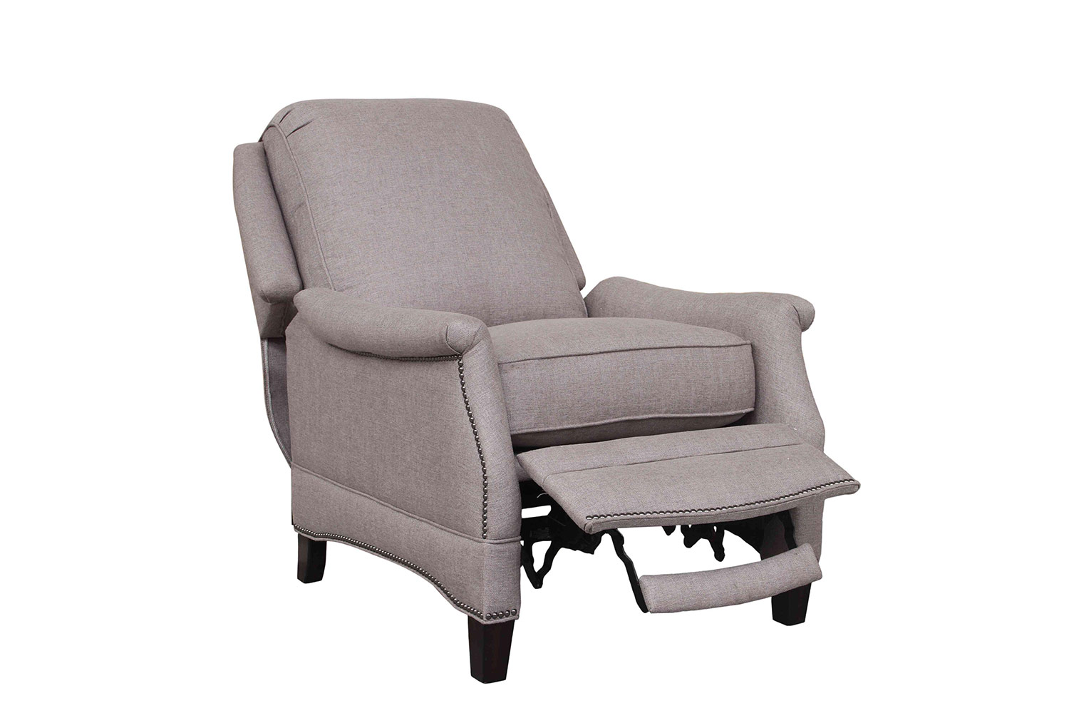 Barcalounger Ashebrooke Recliner Chair - Z-Hory taupe fabric