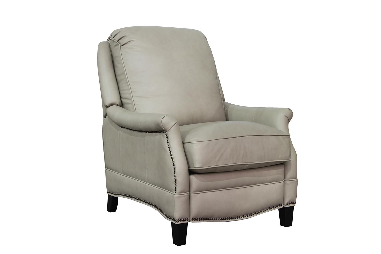 Barcalounger Ashebrooke Recliner Chair - Shoreham Cream/All Leather