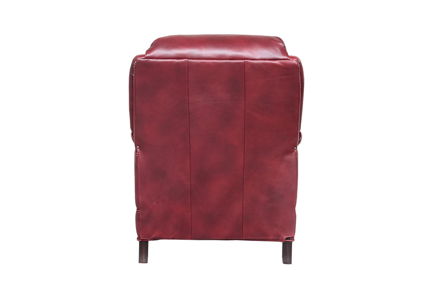 Barcalounger Ashebrooke Recliner Chair - Wenlock Carmine/All Leather