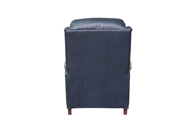 Barcalounger Meade Recliner Chair - Shoreham Blue/All Leather