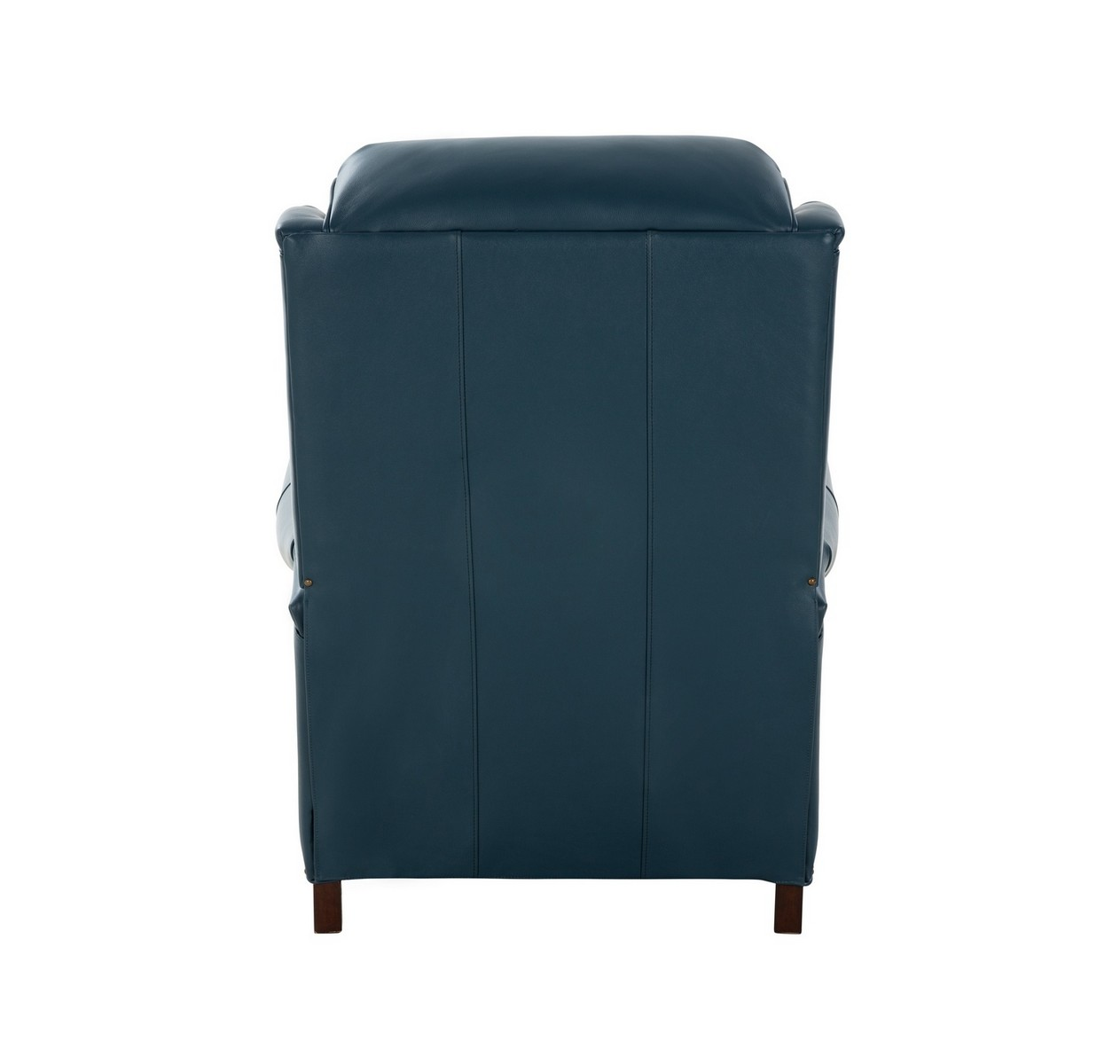 Barcalounger Meade Recliner Chair - Prestin Yale Blue/All Leather