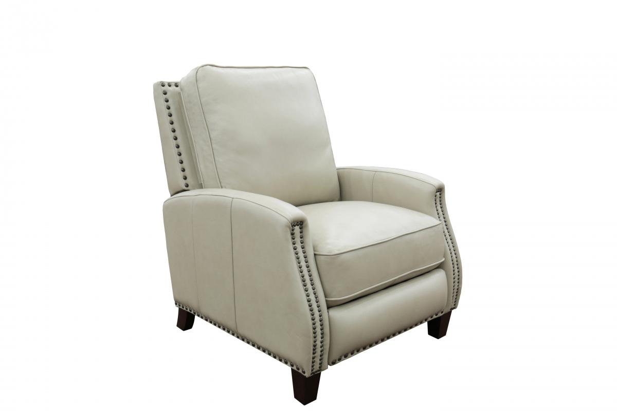 Barcalounger Melrose Recliner Chair - Shoreham Cream/All Leather