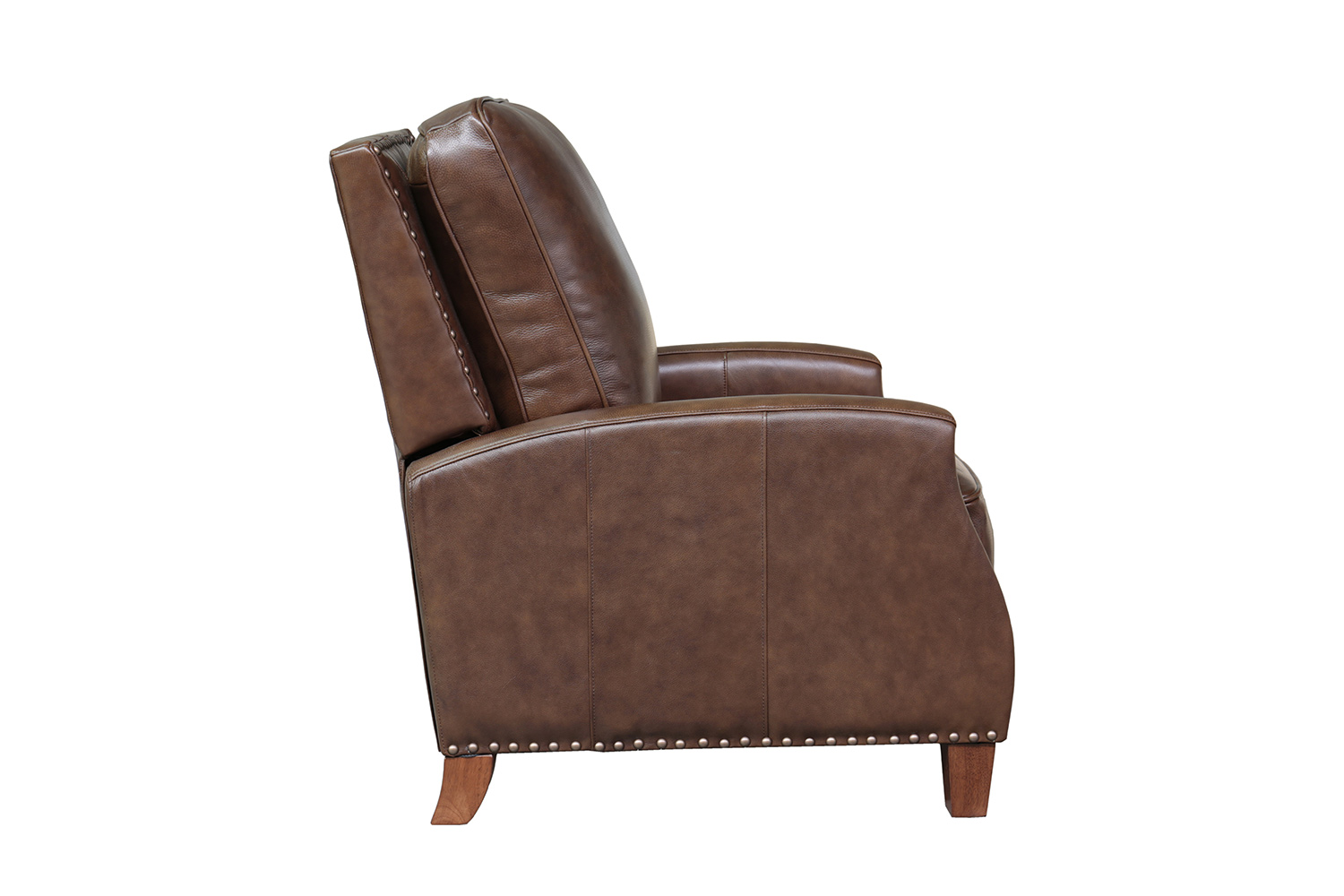 Barcalounger Melrose Recliner Chair - Wenlock Double Chocolate/All Leather