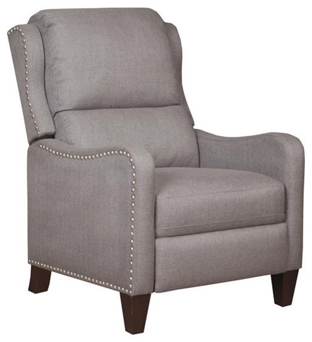 Barcalounger Addy Recliner Chair - Samantha Graystone/fabric