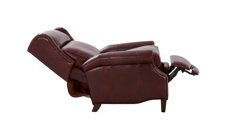 Barcalounger Philadelphia Recliner Chair - Emerson Sangria/Top Grain Leather