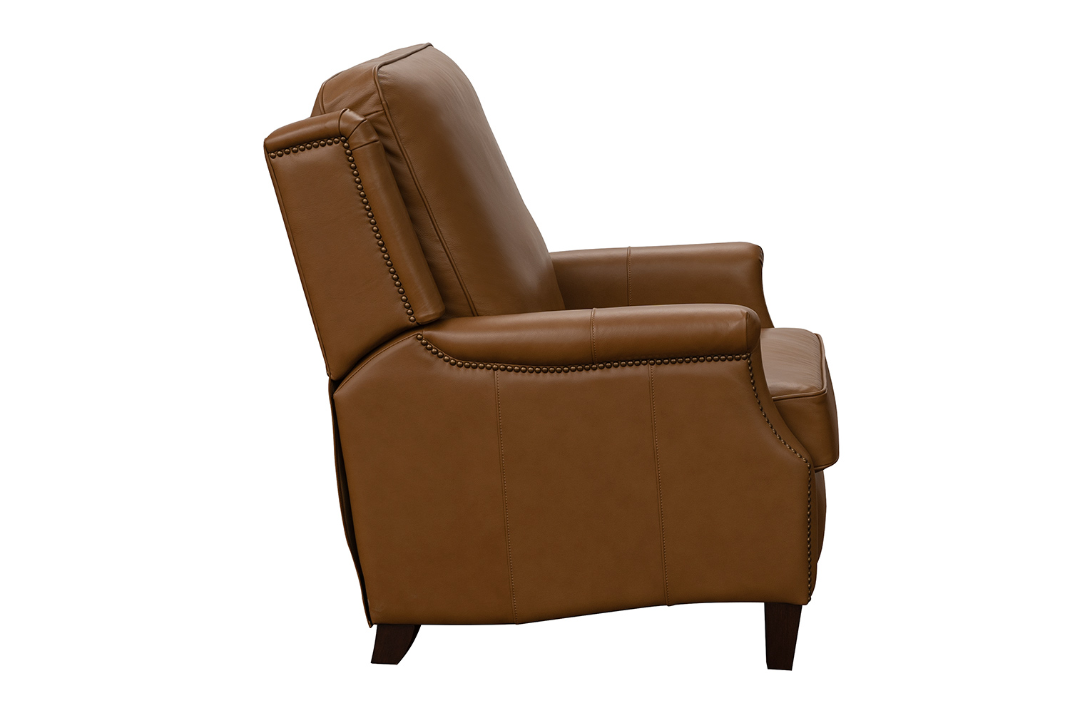 Barcalounger Riley Recliner Chair - Shoreham Ponytail/All Leather