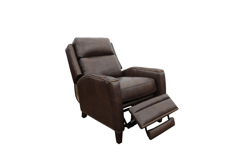 Barcalounger Nolan Recliner Chair - Ashford Walnut/All Leather