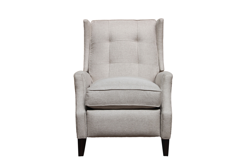 Barcalounger Lincoln Recliner Chair - Linen fabric