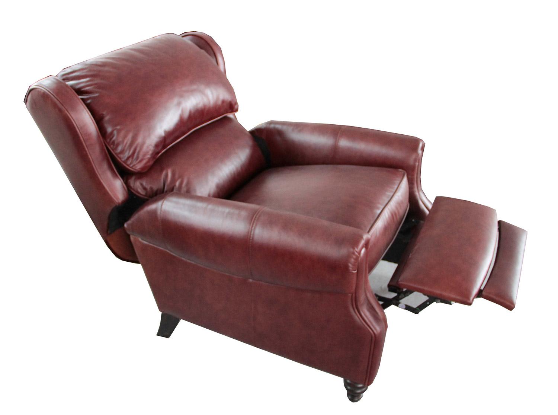 Barcalounger treyburn ll vintage reserve chair recliner for Barcalounger