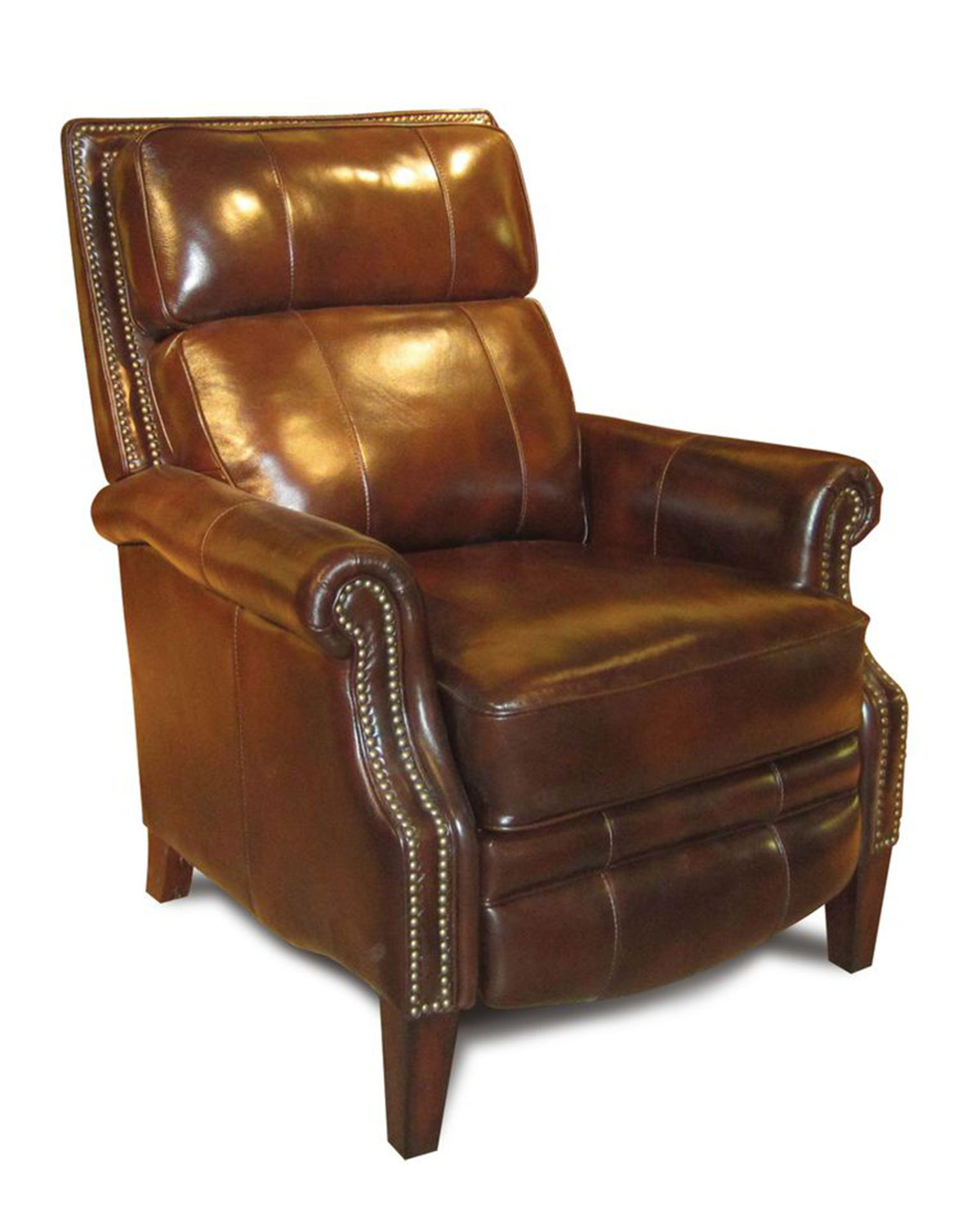 Barcalounger oxford ll vintage reserve recliner chair remy for Barcalounger