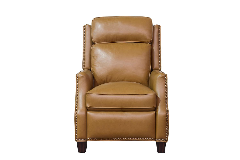 Barcalounger Van Buren Recliner Chair - Shoreham Ponytail/All Leather