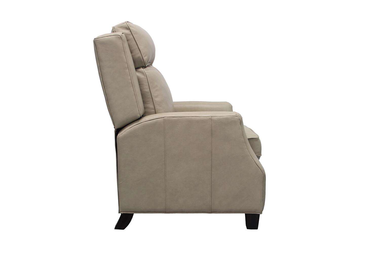 Barcalounger Nixon Recliner Chair - Shoreham Cream/All Leather