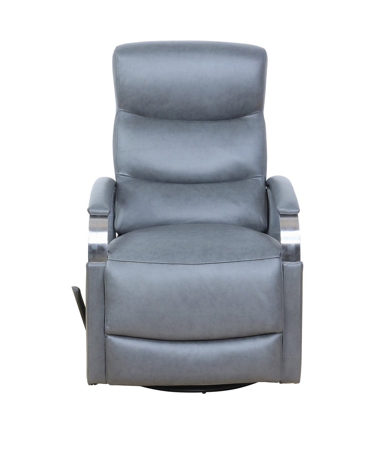 Barcalounger Shadow Swivel Glider Recliner Chair Toby
