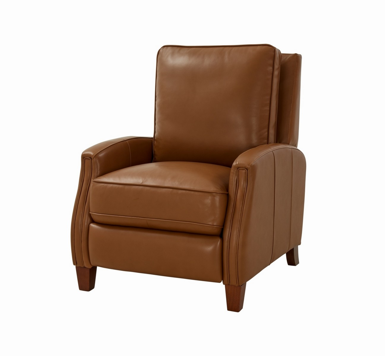 Barcalounger Penrose Power Recliner Chair - Shoreham Ponytail/All Leather