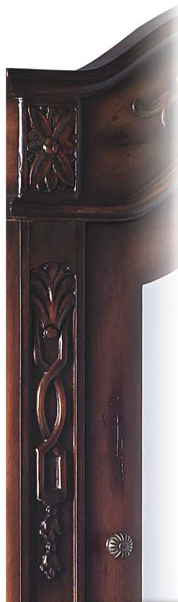 Medicine Cabinet Teak-Dragon Wood