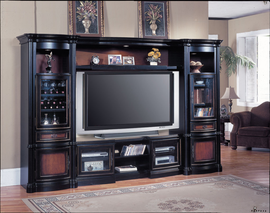 Parker House Bordeaux 4 Pc Entertainment Center Bor100 4r