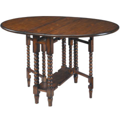 Photo of Traditional Accents Gateleg Table (Dining Room Furniture, Dining Room Set, Dining Tables, Dining Room Tables)