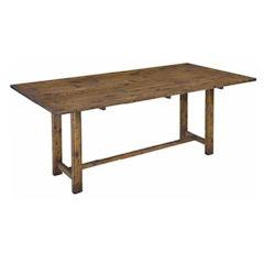Cheap Traditional Accents Harvest Dining Table