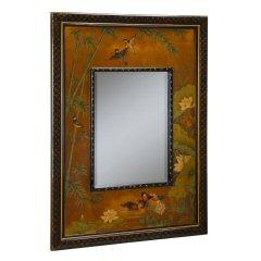 Cheap Traditional Accents Golden Garden Mirror