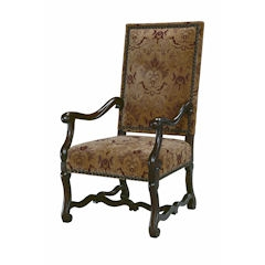 Traditional Accents Geneva Arm Chair