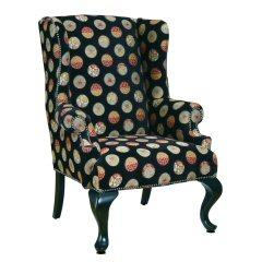 Traditional Accents Continental Wing Chair