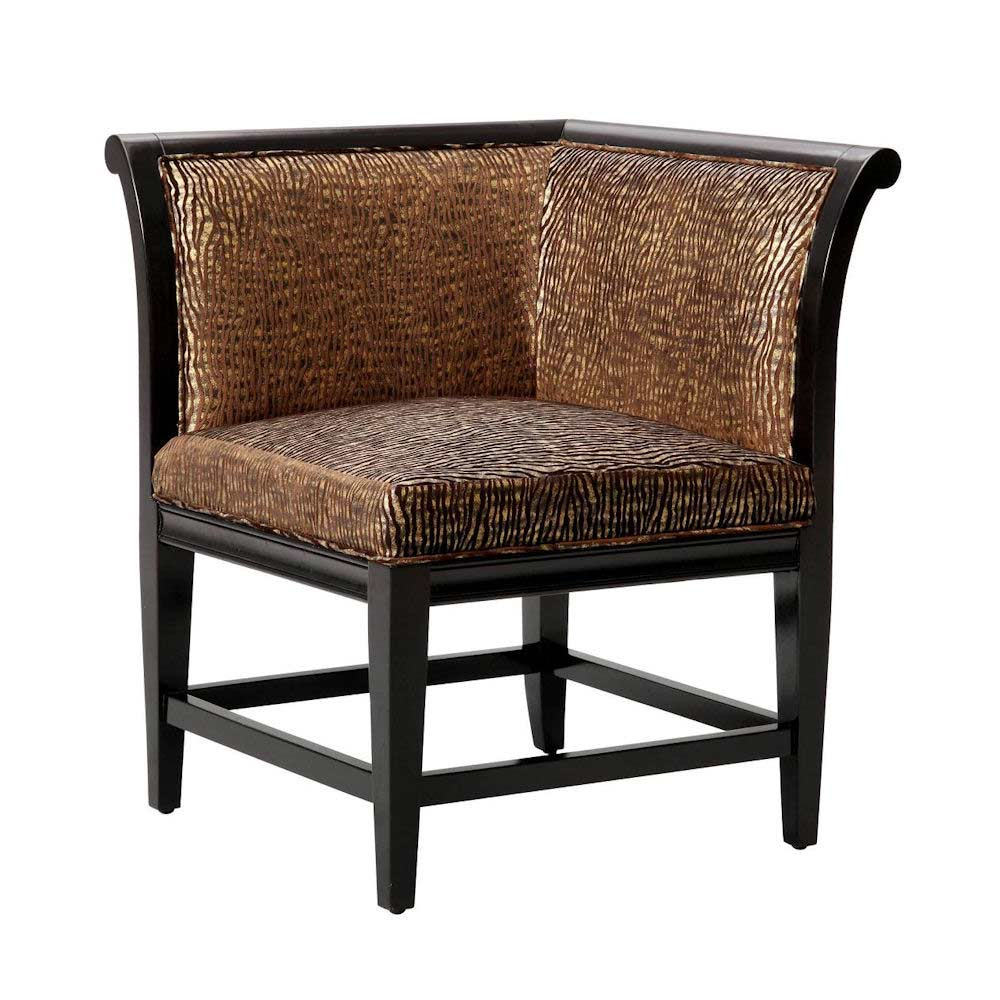 Traditional Accents Vaughn Corner Chairs