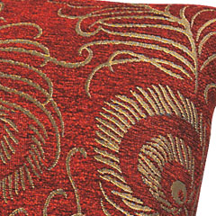 Traditional Accents Fenmore Accent Chair - Red Peacock