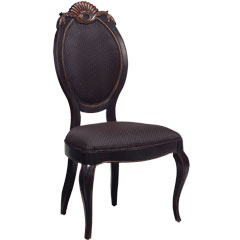 Photo of Traditional Accents Allesandra Side Chair (Accent Furniture, Accent Chairs)