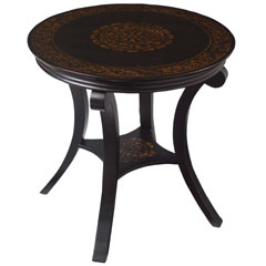 Baldasaro Accent Table-Traditional Accents