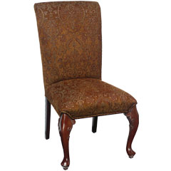 Traditional Accents Fenmore Accent Chair - Brandy