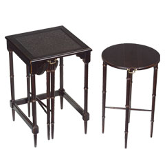Cheap Traditional Accents Melbourne Nesting Tables