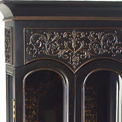Traditional Accents Ashland Curio Cabinet