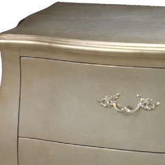 Traditional Accents Romana Bowfront Chest