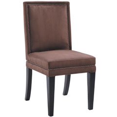 Traditional Accents Uptown Chair - Mocha