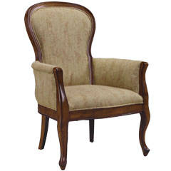 Cheap Traditional Accents Fireside Chair