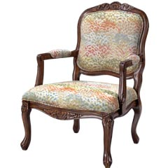 Traditional Accents Louis Chair