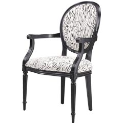 Traditional Accents Rotundo Arm Chair