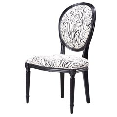 Traditional Accents Rotundo Side Chair