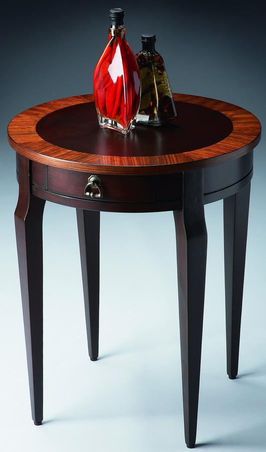 Cheap Butler 341211 Cherry Nouveau Side Table
