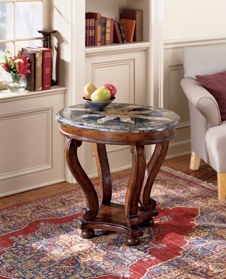 Cheap Butler Heritage Oval Accent Table
