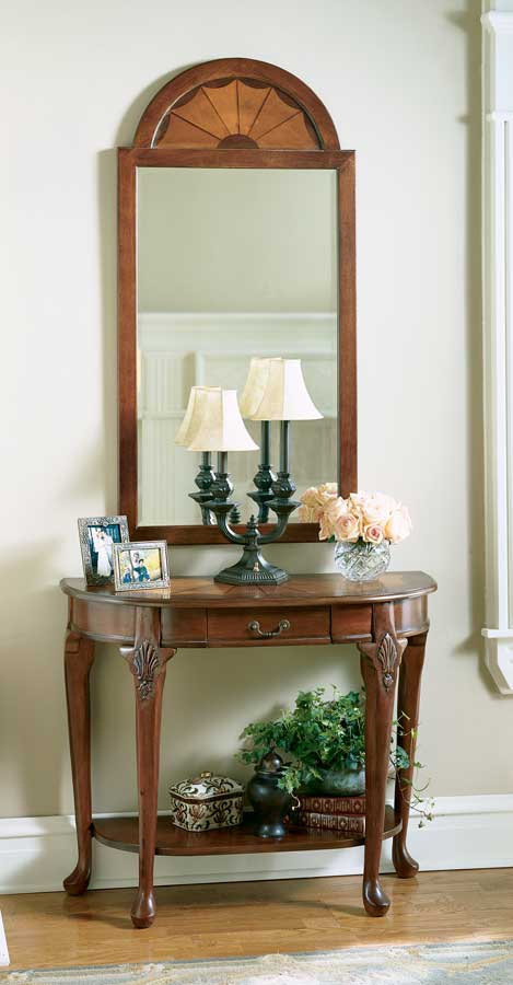 Butler Plantation Cherry Console Table