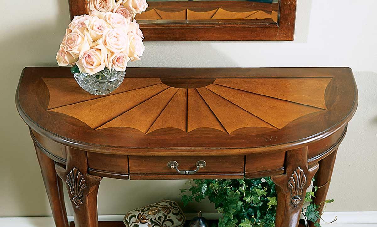 cherry sofa table. Butler 0653024 Plantation Cherry Console Table Sofa