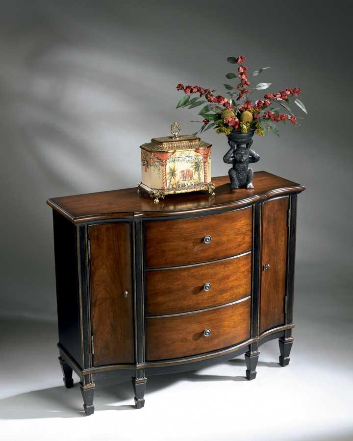Butler 0674104 Cafe Noir Console Cabinet