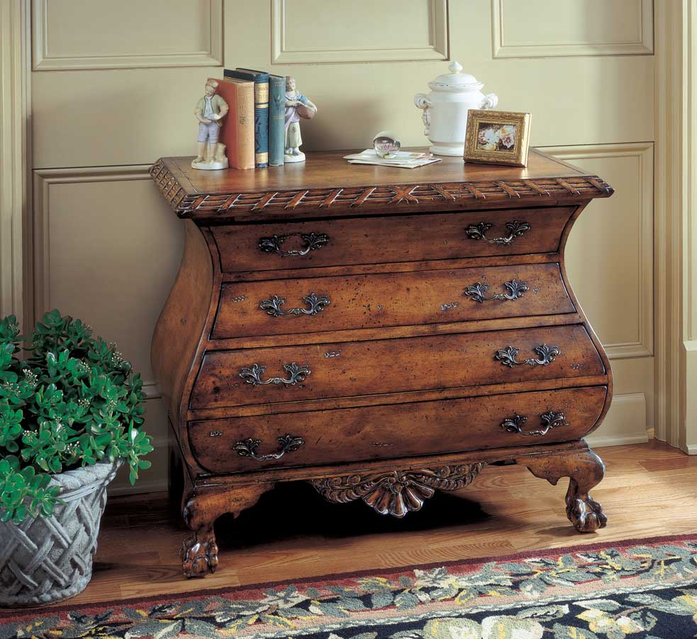 Butler Heritage Chantilly Bombe Chest