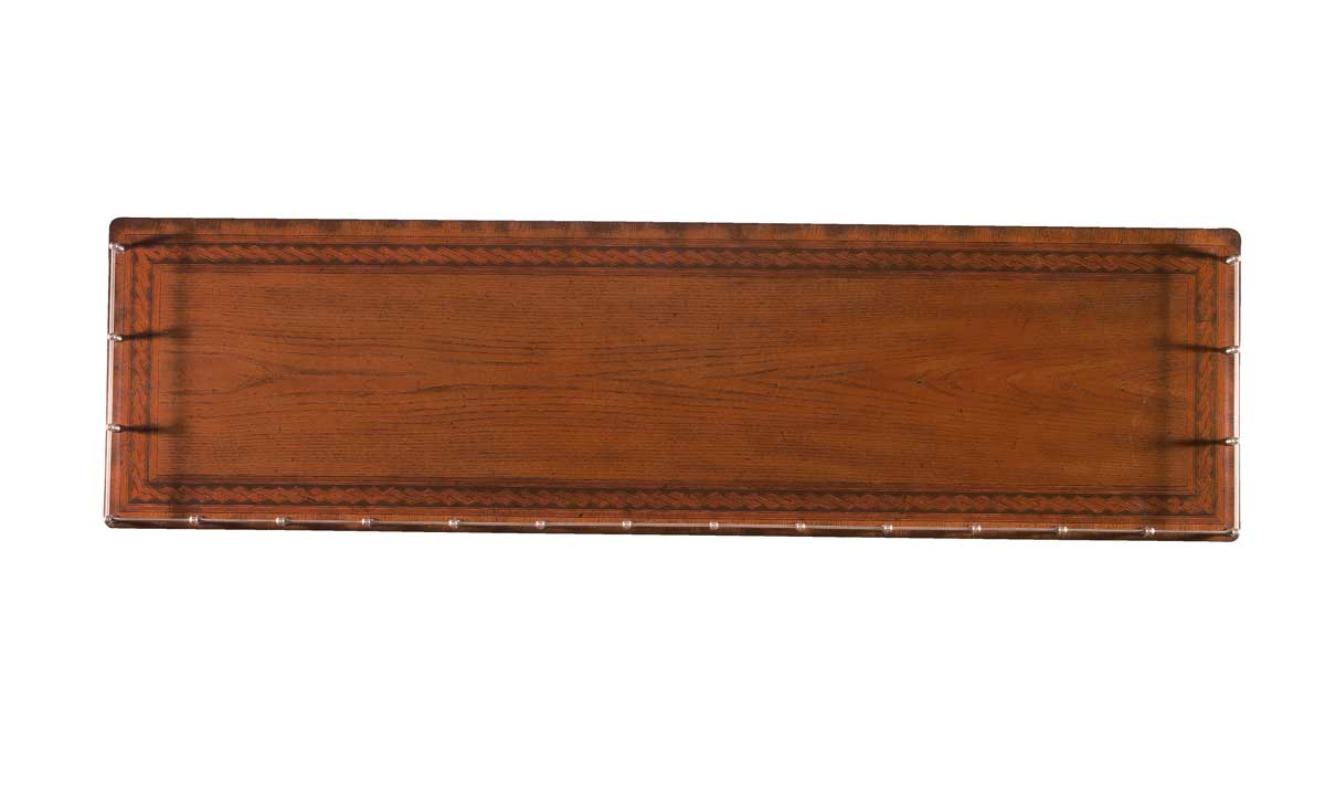 Butler 0770024 Plantation Cherry Sofa/console Table