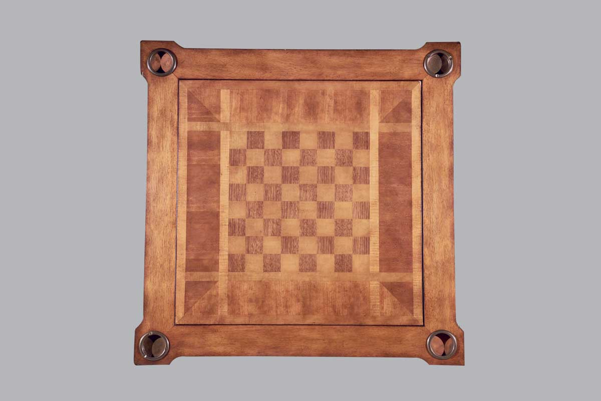 Butler Antique Cherry Multi-game Card Table