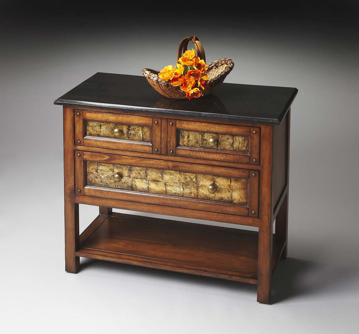 Butler 1131070 Console Chest - Heritage