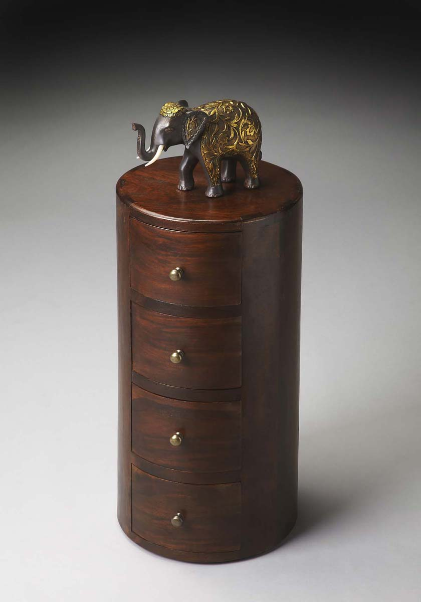 Butler 1176260 Pedestal Table - Artifacts