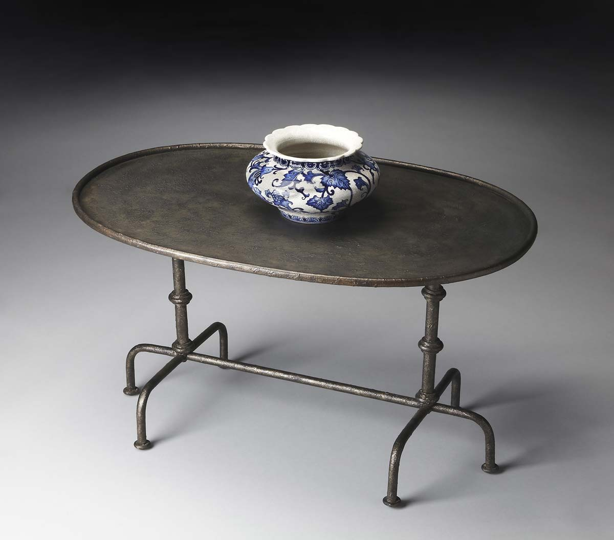 Butler 1224025 Cocktail Table - Metalworks